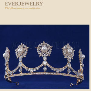 Silver Jewelry Party Flower Kings Metal Crowns pictures & photos