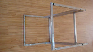 High Quality Stainless Steel Sofa Bracket Support (X02) pictures & photos