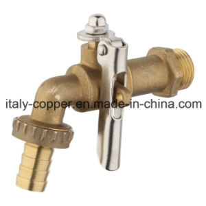 Brass Forged Tap with Brass Knockable Handle pictures & photos