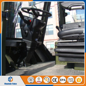 Chinese High Quality Heavy Duty 5ton All Terrain Forklift pictures & photos