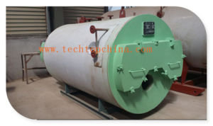 1ton -10ton Horizontal Gas Diesel Fired Steam Boiler with Accessories pictures & photos