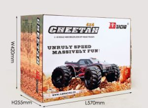 Jlb Cheetah Export Version of 1: 10 Remote Brushless Electric Monster Truck pictures & photos