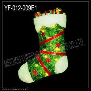 Christmas Stocking (YF-012-009F)