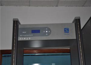 6 Zones Walk Throug Metal Detector Gate (XLD-A) pictures & photos
