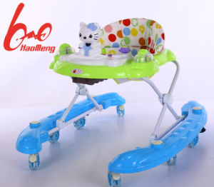 2017baby Walker with Light and Music pictures & photos
