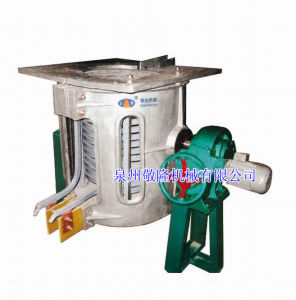 The Intermediate Frequency Furnace with Price 100kg pictures & photos