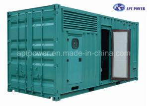 200 - 250kVA Quiet Container Type Volvo Brand Diesel Generator pictures & photos