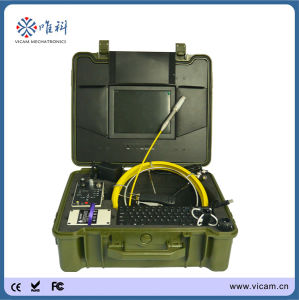 Waterproof IP68 DVR Function CCTV Pipe Inspection Camera with Memory Card pictures & photos