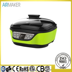 1500W Adjustable Multi Electric Cooker for Kitchen Appliance pictures & photos