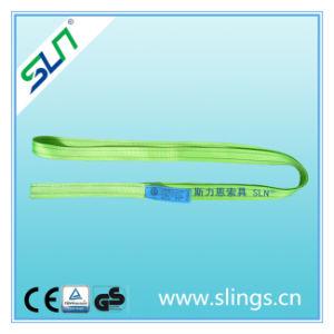 Duplex Eye Type Webbing Sling Sln Ce GS pictures & photos