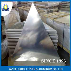 Aluminum Triangle Sheet for Traffic Sign (1050, 1060, 1100) pictures & photos