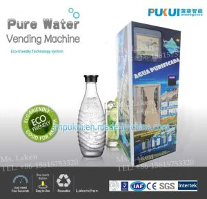 Self-Service Water Vending Station (A-49) pictures & photos