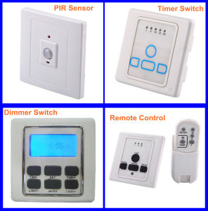 Electronic Wall Switches