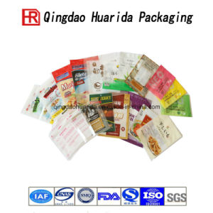Good Laminated Packing Bags Plastic Cooked Food Bag Packaging pictures & photos