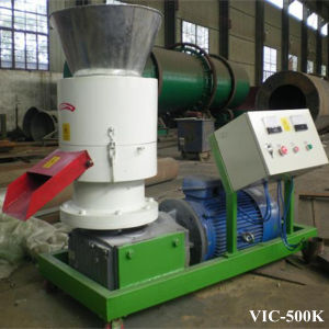 New Developed Sawdust Pellet Machine/Wood Pelletizer Flat Die pictures & photos