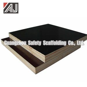 Water-Proof Film Faced Scaffolding Plywood for Construction, Guangzhou Factory pictures & photos