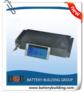 36V 13ah Lithium Battery Pack for E-Bike with Bluetooth BMS pictures & photos