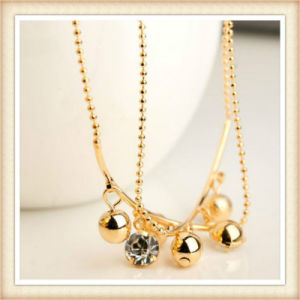 New Design Glass Stones Fashion Jewelry Necklace Earring Anklet pictures & photos