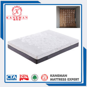 Comfortable Gel Memory Foam Mattress for Wal Bed pictures & photos