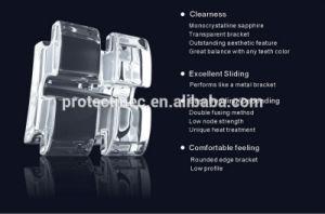 Orthodontic Bracket Transparent Ceramic Bracket