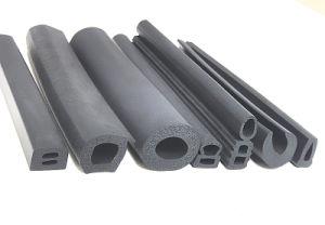 (EPDM, silicone, NBR, nr, SBR, PVC) Rubber Foam Pipe