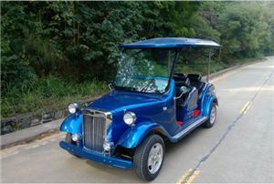 Sightseeing Electric Luxury Bus (LDG-LY4C) pictures & photos