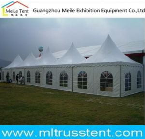 3m*3m Beatiful Outdoor Pagoda Tent for Carpark/ Family Party pictures & photos