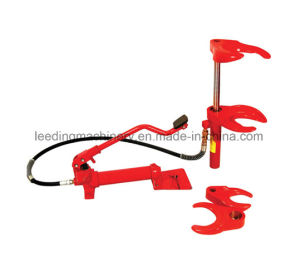 1ton Hydraulic Strut Foot-Pedal Pump Spring Compressor pictures & photos