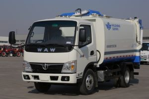 8 Cubic Metre Garbage Truck pictures & photos