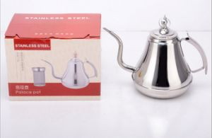 1200ml Stainless Steel Palace Kettle Water Kettle (CS-031) pictures & photos