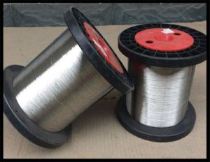 in Coil or Spool 304 304L 316 316L Stainless Steel Wire pictures & photos