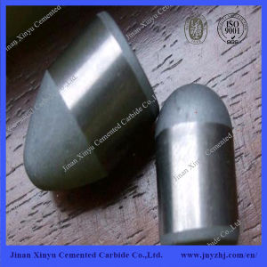 Tungsten Carbide Button for Coal-Cutting Parts pictures & photos