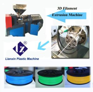 China 3D Printer ABS/PLA Filament Making Machine