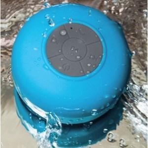 Ishower Ipx 4 Waterproof Mini Suction Cup Bluetooth Shower Speaker