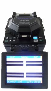 Fiber Optic Fusion Splicer (TCW-605) pictures & photos