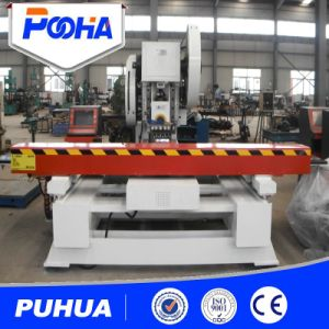 Thick Sheet Plate CNC Perforating Press Machine pictures & photos