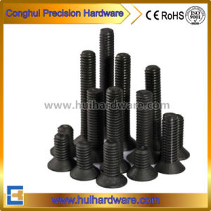 Countersunk Head Cross Recessed Nylon Machine Screw pictures & photos