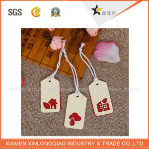 Printing Sticker Clothing Custom Cloth Woven Tag Garment Fabric Label pictures & photos