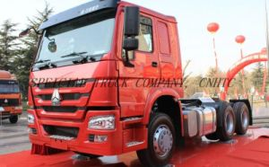 HOWO Tractor Head Truck Zz4257n3241V pictures & photos