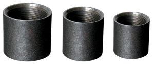 Black and Galvanized Carbon Steel Merchant Couplings, Steel Merchant Sockets, API Couplings pictures & photos