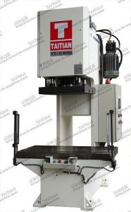 C Frame Hydraulic Press (TT-C40T) pictures & photos