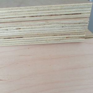 Maple Plywood Poplar Core Furniture Grade Plywood 18mm pictures & photos