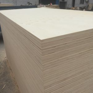 Melamine/Poplar Plywood Furniture Material LVL pictures & photos