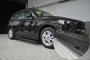 for BMW X5 Auto Parts Electric Side Step pictures & photos