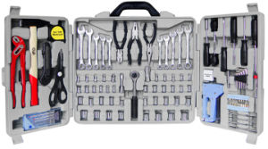 108PCS Mutil-Tool Kit in Blow Case (FY108B1) pictures & photos