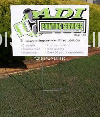 H Holder Wire Stake/Customized Corrugated Plastic Yard Sign Lawn Signs with H Framegrass Spike Corflute Holders, Grass Spike Corflute a Framewire H Stakes pictures & photos