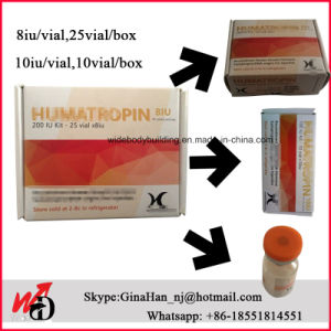 Hot Sale Good Feedback 191AA Gh Hormone Human 100iu/Kit pictures & photos