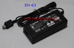 Camera AC Power Adapter for Nikon Coolpix S1, S2, S3, P1, P2 (EH-63)