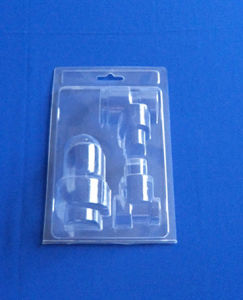 Clear Plastic Packing Box for Thermostatic Valve (JG_15) pictures & photos