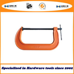 Light Duty Ductille Iron G-Clamp pictures & photos